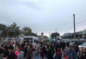 Жители Кара-Балты и Сокулука жалуются на нехватку транспорта