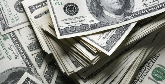 Нацбанк провел девятую в этом году интервенцию в целях сдерживания роста доллара