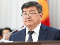 Акылбек Жапаров назначен исполняющим обязанности главы кабмина