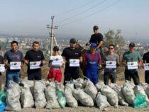 Рекордное число кыргызстанцев приняли участие в акции «Всемирный день чистоты»