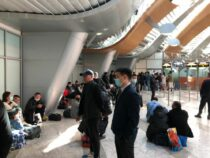 Около 100 кыргызстанцев застряли в аэропорту «Шереметьево»