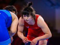 Сборная Кыргызстана по борьбе вышла на пятое место в чемпионате мира