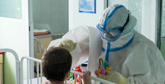 Минздрав развернет дополнительные койки для приема детей с ОРВИ