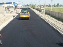 Отрезок улицы Льва Толстого в Бишкеке закроют на ремонт
