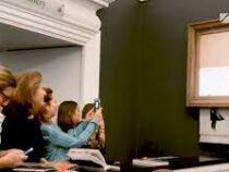 Поврежденная шредером картина Бэнкси продана за рекордные для художника $25 млн