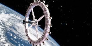 В 2027 году на орбите откроют первый космический отель