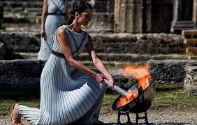 В Греции сегодня зажгут огонь для зимней Олимпиады в Пекине