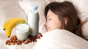 Назван лучший продукт для хорошего сна