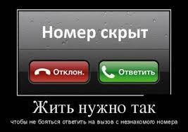 На неизвестные номера не отвечаю. Курьезная ситуация произошла в США