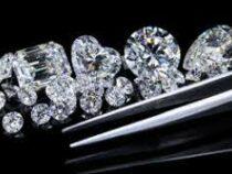 Бриллианты из углекислого газа набирают популярность в США