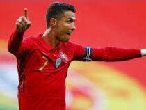 Роналду стал европейским рекордсменом по числу матчей за национальную сборную