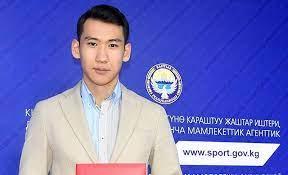 Кыргызстанец Айваз Оморканов- самый молодой вице-президент в истории Международной Федерации хоккея