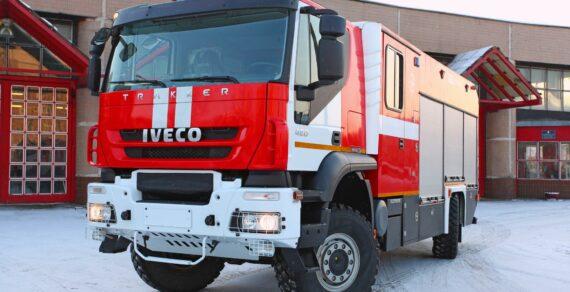 МЧС купит 60 пожарных машин