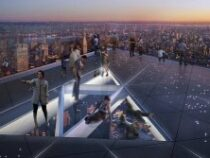 В Нью-Йорке появилась достопримечательность, от которой захватывает дух