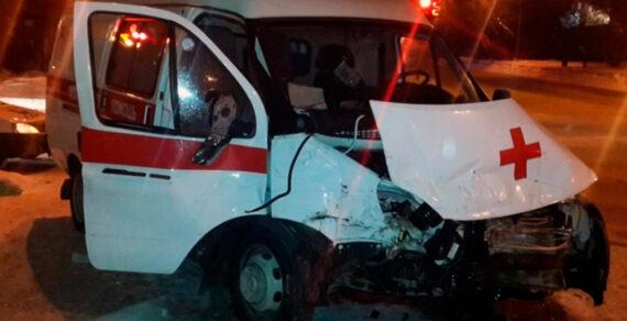 ВТаласской области ваварии погибли медики скорой помощи