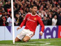 Криштиану Роналду установил новый рекорд Лиги чемпионов