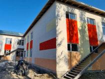 Строительство детского сада в селе Кулунду Лейлекского района продолжается