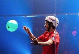 В Испании провели первый чемпионат мира по игре с воздушным шариком