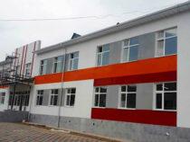 В Аксыйском районе строится новая школа