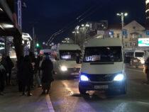 Тарифы на проезд в маршрутках столицы вырастут и для пенсионеров