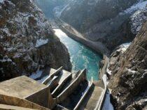 Объем воды в Токтогульском водохранилище составил 12 млрд 89 млн кубометров