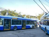 Троллейбусы№7 и № 8 возобновляют движение по прежней схеме
