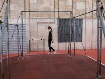 В Бишкеке построят спортзал для занятий женской борьбой